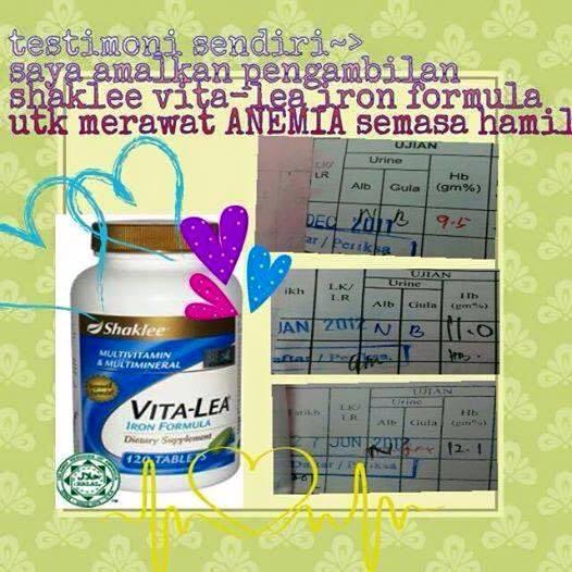 ubat hb rendah