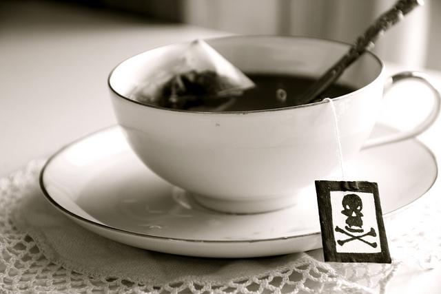 teh kurus bahaya