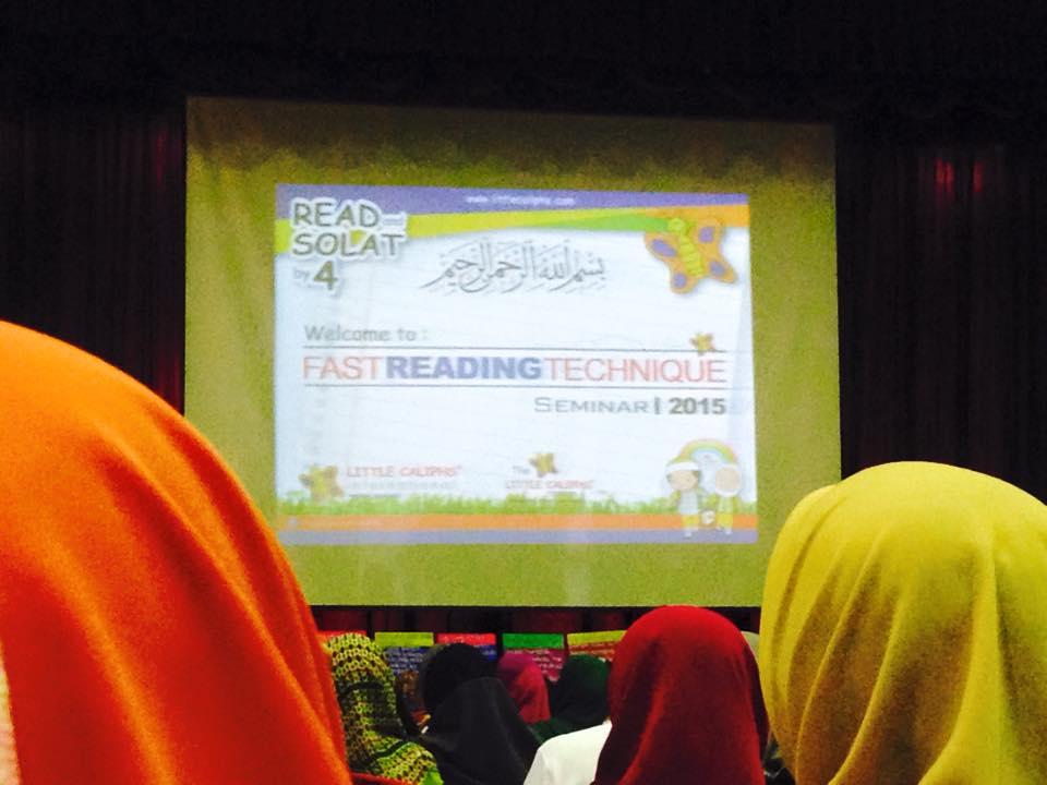 seminar cepat membaca