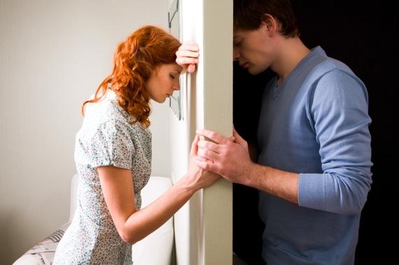 bergaduh suami isteri