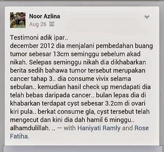 ubat kanser