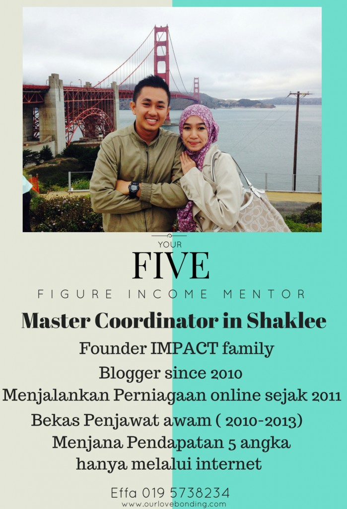 side income dengan shaklee