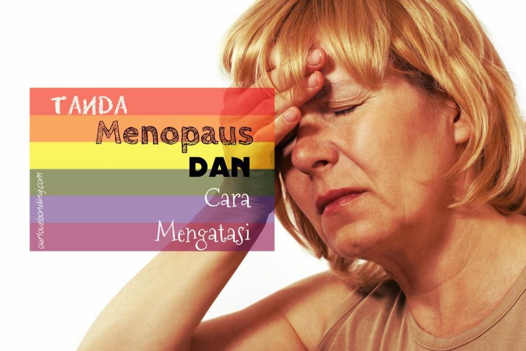 tanda menopaus