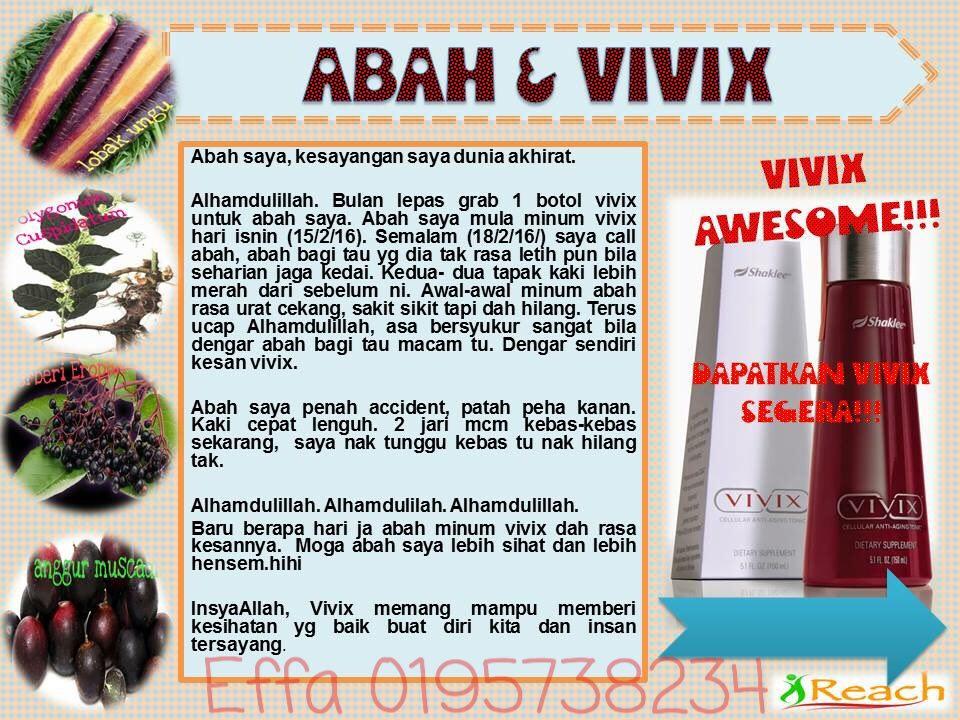 vivix untuk ayah